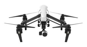 DJI Inspire 1 Drone plus 1 extra battery and landing pad