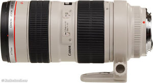 Canon 70-200mm f2.8 L Series Lens and 2x teleconverter