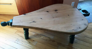 Solid Pine Bellows Table Kingston Kingston Area image 5