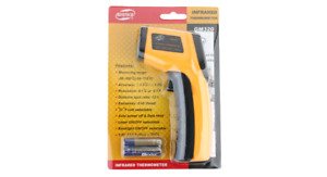 None- contact Digital IR Infrared Thermometer