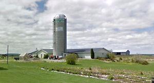St-Eugène-de-Guigues Abitibi-Témiscamingue, ferme 701 acres