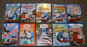 Large Thomas the Train DVD lot as shown London Ontario image 1