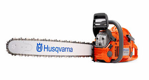 Husqvarna Chainsaws Fall Hot Buys! @ CanadaChainSaws.com