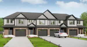 Pre-Construction New Townhomes for Sale in London, Ont $400s-