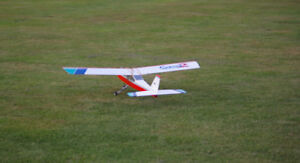 Rc, Powered, 2 Stroke AirPlane