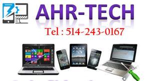 Réparation, Cellulaire, Laptop, Pc, Mac