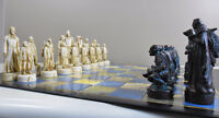 """THE LORD OF THE RINGS """"The Return of the King"""" Chess Set"""