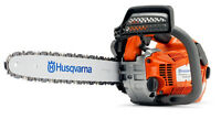 BLACK FRIDAY, -20% SUR SCIE HUSQVARNA T540XP (38CC) 14""