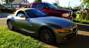 2003 BMW Z4 Convertible as is
