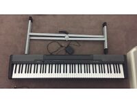 Casio CDP-100 Digital Piano + Stand & Pedal