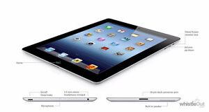Apple IPad Gen 3 - 16GB - Black