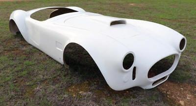 AC Cobra 427 body shell complete with doors, boot & Bonnet - ICCARS