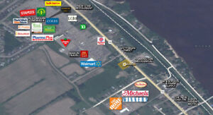 Commercial Property For Sale / Gas Station, Store, Car Wash