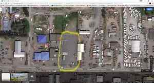 INDUSTRIAL PROPERTY FOR LEASE M2 ZONING BY OWNER