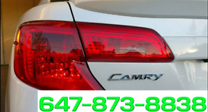 ★Toyota Camry Redout Tail Light Vinyl Protective Film★LED HID$20