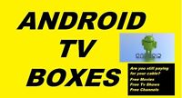 THE BEST ANDROID TV BOXES, DO YOU HAVE YOURS?