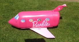 Barbie Plane and Cruise Ship