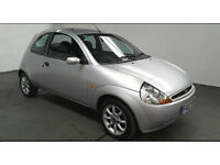 2007(07)FORD KA 1.3 ZETEC CLIMATE MET SILVER,ALLOYS,LOW MILES,GREAT VALUE