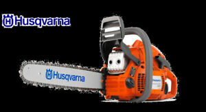 HUSQVARNA 445 - 18 Inch Chainsaw - BRAND NEW