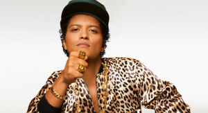 Bruno Mars (SOLD OUT SHOW)
