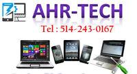 Réparation de cellulaire et ordinateur