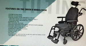 Orionll wheelchair