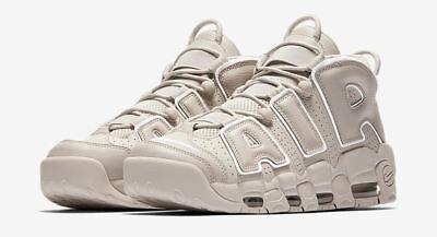 Nike Air More Uptempo  Gs    415082 006 Light Bone