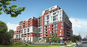 The Keeley Condos by Downsview Park – Register For VIP First Acc