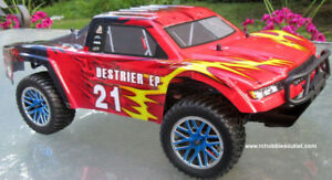 New RC Short Course Truck Electric 4WD 2.4G RTR