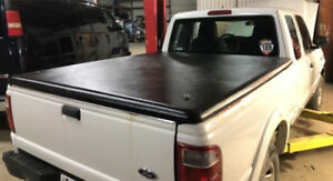 Ford ranger tonneau cover hard