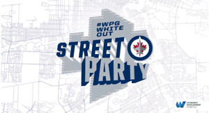 Jets white out party game 7