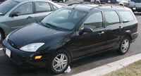 2002 Ford Focus SAFETIED GOOD CONDITION $1700 READ!