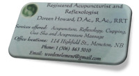 Acupuncture and Reflexology--Chinese Medicine