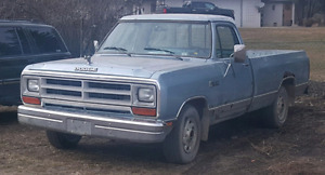 1987 Dodge Ram 100