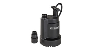 300W 1/3hp Submersible Pump