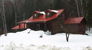 Charming Country Home with 10 Acres