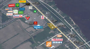 Commercial Property For Sale / Gas Station, Store, Car Wash Etc