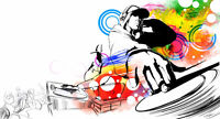 DJ for hire