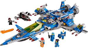 LEGO Movie 70816 Benny's Spaceship [Assembled]