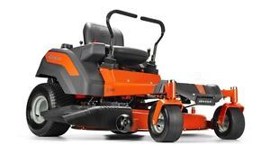 Husqvarna Zero Turn lawnMower Z246 Kawasaki motor