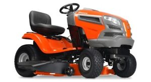 SPRING BLOW OUT SALE HUSQVARNA LAWN TRACTORS