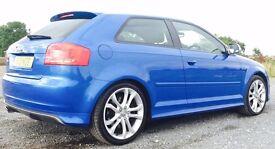 Audi S3 2009 (59) 45k DSG FASH