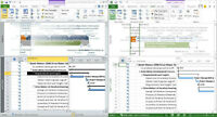 Microsoft Project 2010-2013