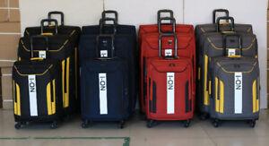 """Extra Large size 3 pcs Luggage sets 20""""28""""32"""" suitcases"""