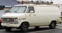 TRADE 2 CHEVY VanS FOR ONE 3/4 TO 1 TON PICKUP OR CUBE VAN