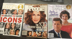 People magazines (Two Collector's Editions)