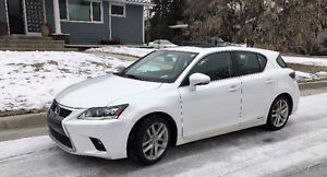 2015 Lexus CT 200h Preimum Sedan