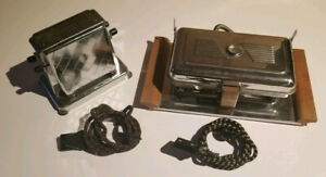 Antique Toaster and Griddle for Sale in Toronto