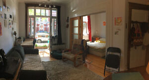 Beautiful 3 1/2 in Outremont/Mile End - Autumn/Winter SUBLET