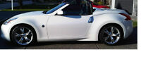 2010 Nissan 370Z Convertible Convertible - only 15k kms - Mint